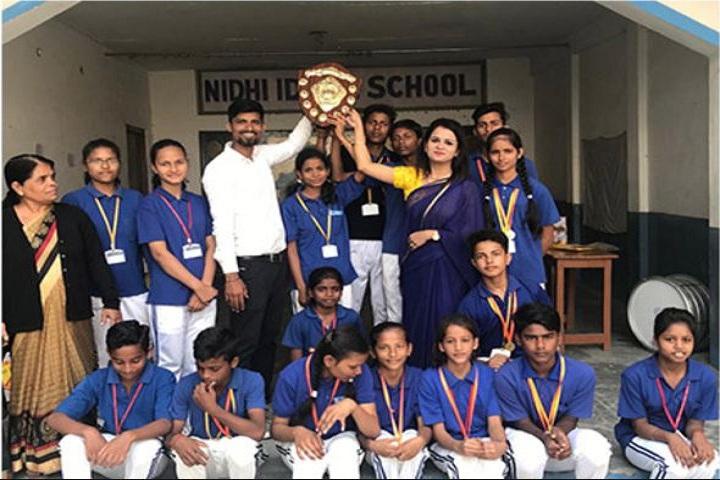 Nidhi Ideal School-Achievements