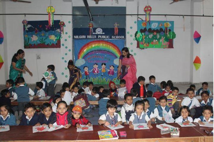 Nilgiri Hills Public School-Childrens Day Celebrations