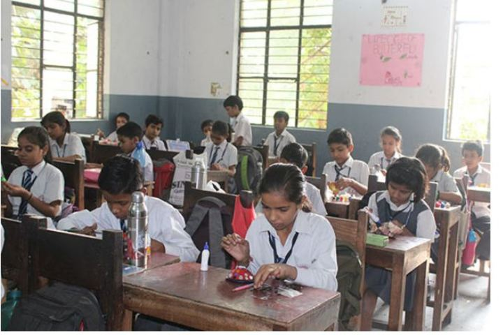 Nilgiri Hills Public School-Diwali Celebrations