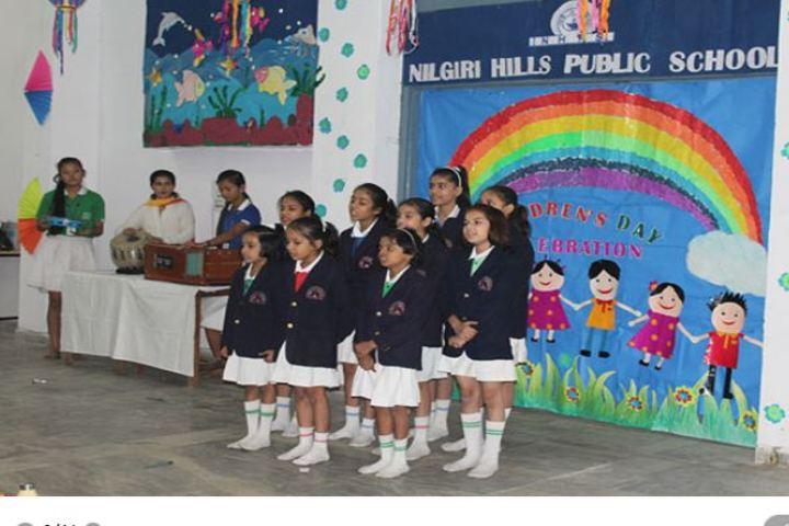 Nilgiri Hills Public School-Cultural Day