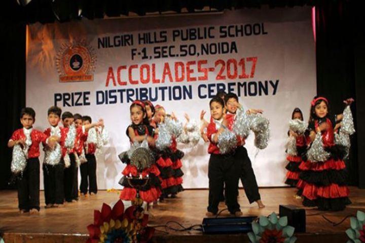 Nilgiri Hills Public School-Prize Distribution Ceremony