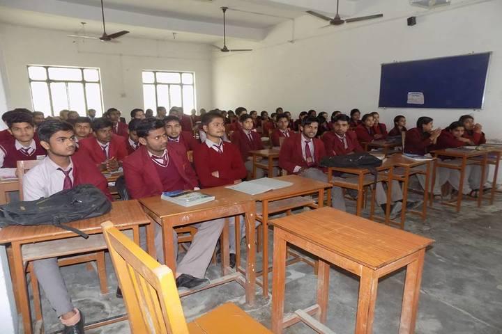 Nimisha Convent School-Classroom