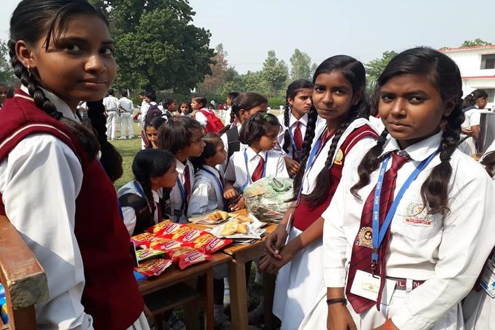 Nimisha Convent School-Food Fiesta