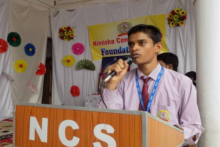 Nimisha Convent School-Foundation Day Celebrations