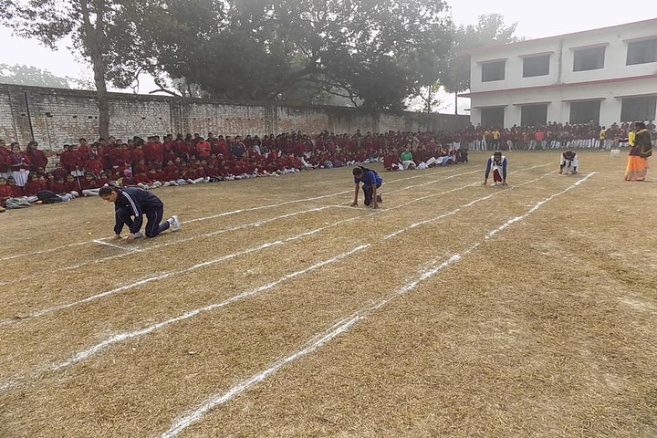 Nimisha Convent School-Play Ground
