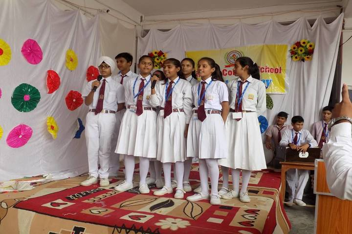 Nimisha Convent School-Singing