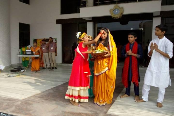 Veen Vidya Niketan-Diwali Celebrations