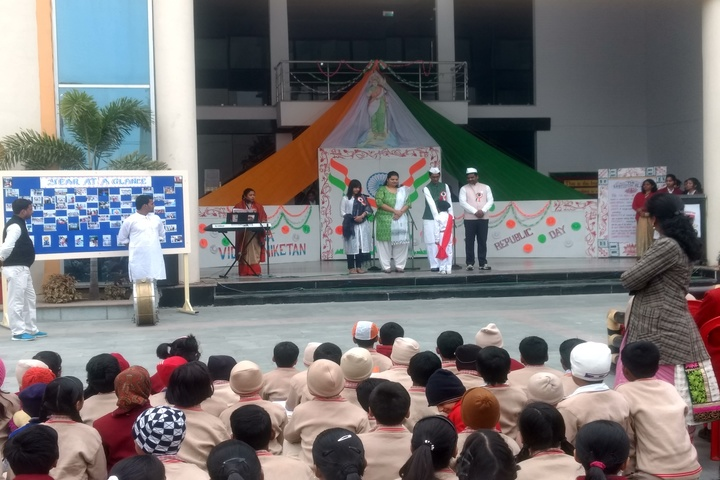 Veen Vidya Niketan-Independence Day