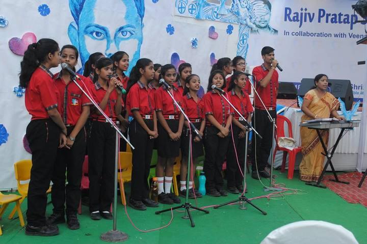 Veen Vidya Niketan-Music Competition