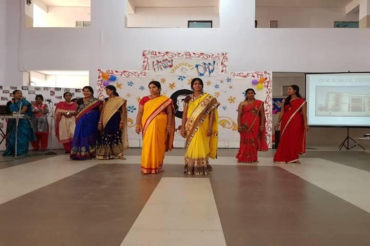 Veen Vidya Niketan-Teachesr Day