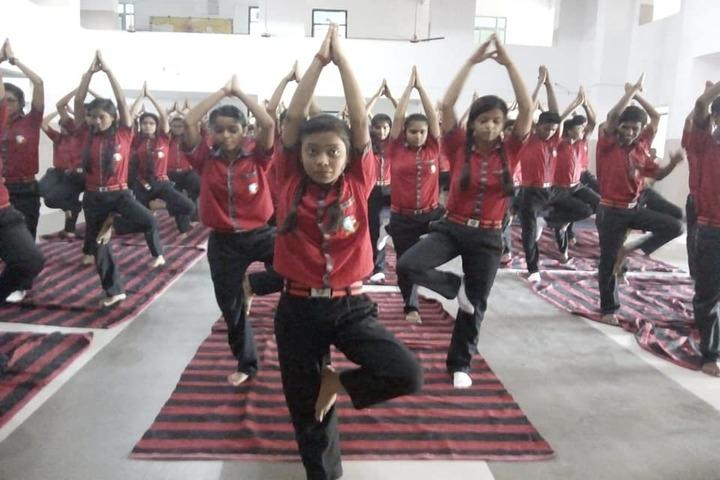 Veen Vidya Niketan-Yoga Activity