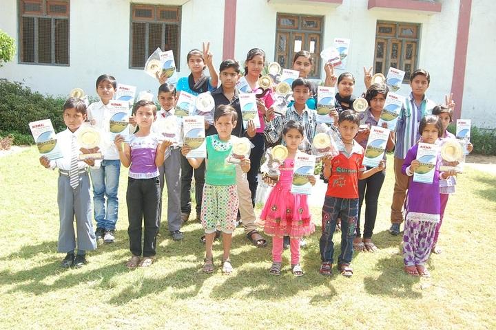 Nirmal Public School-Certificates