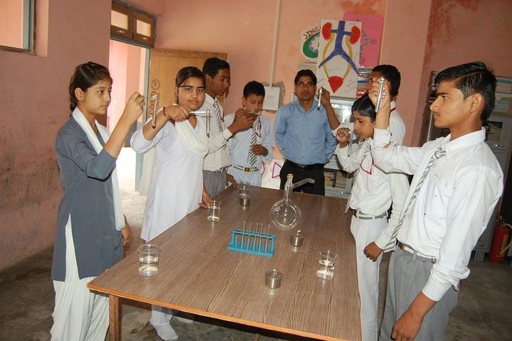 Nirmal Public School-Chemistry Lab