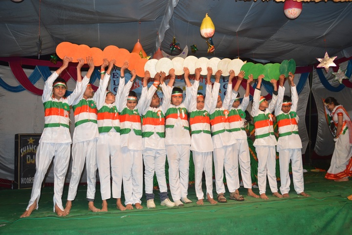 Nirmal Public School-Independence Day Celebrations