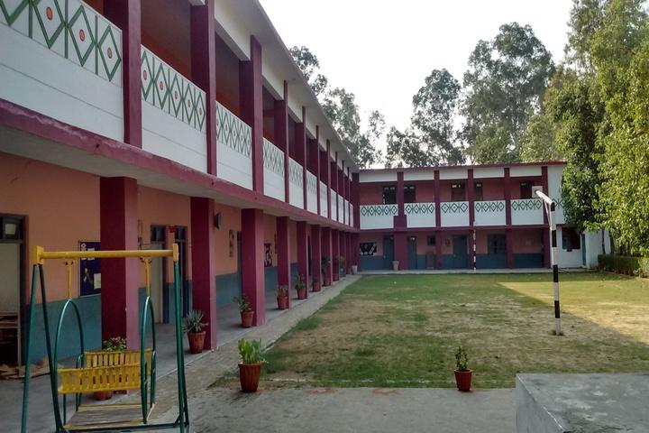 Nirmal Public School-School Building