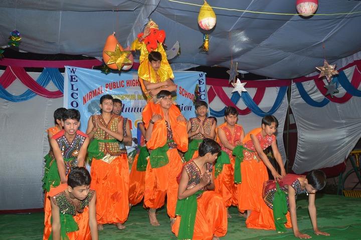Nirmal Public School-Sports Day Celebrations