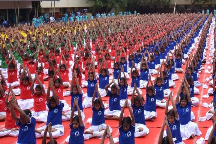 Nirmal Public School-Yoga
