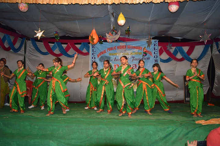 Nirmal Public School-Annual Function