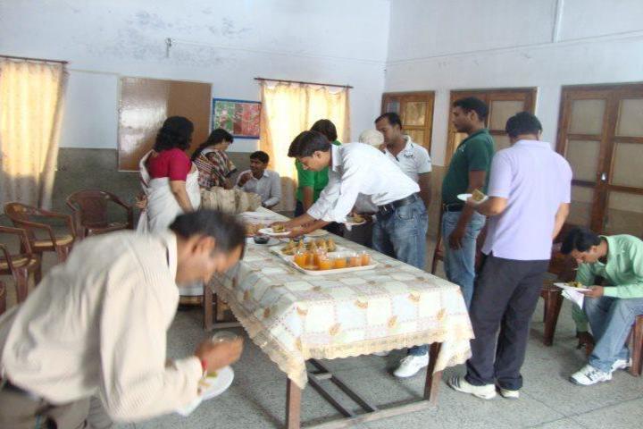 Nirmala Convent School-Food fest