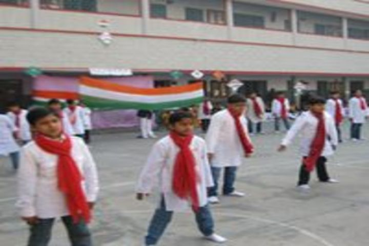 Nirmala Convent School-Republic Day Celebrations