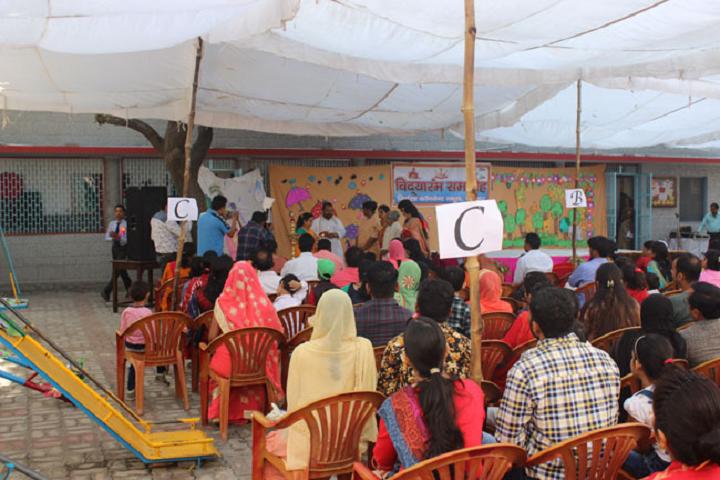 Nirmala Convent School-Vidhyarambh