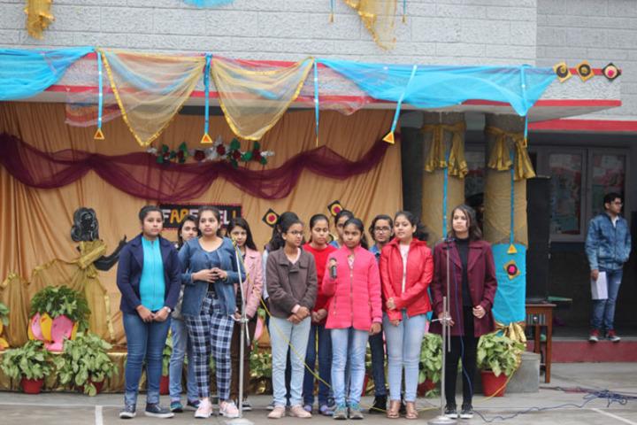 Nirmala Convent School-Farewell