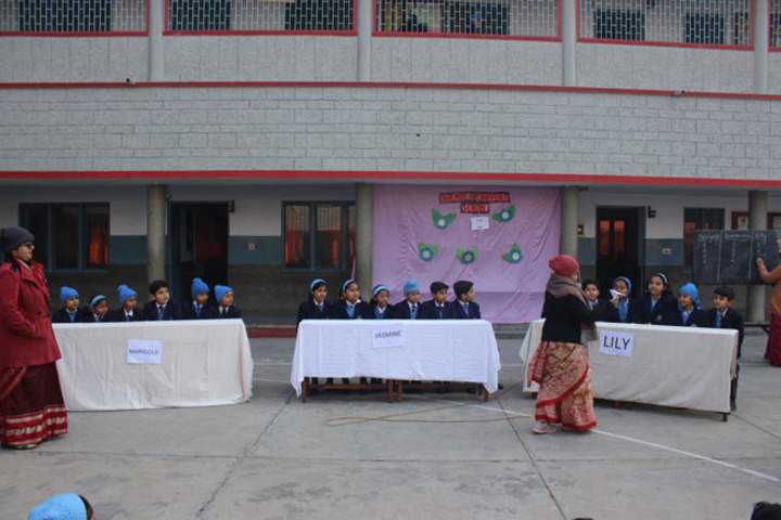 Nirmala Convent School-Quiz Competition