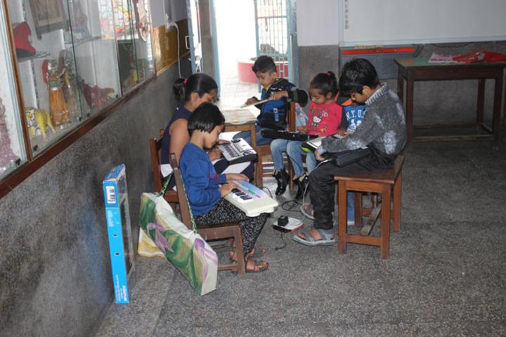Nirmala Convent School-Summer Music Camp