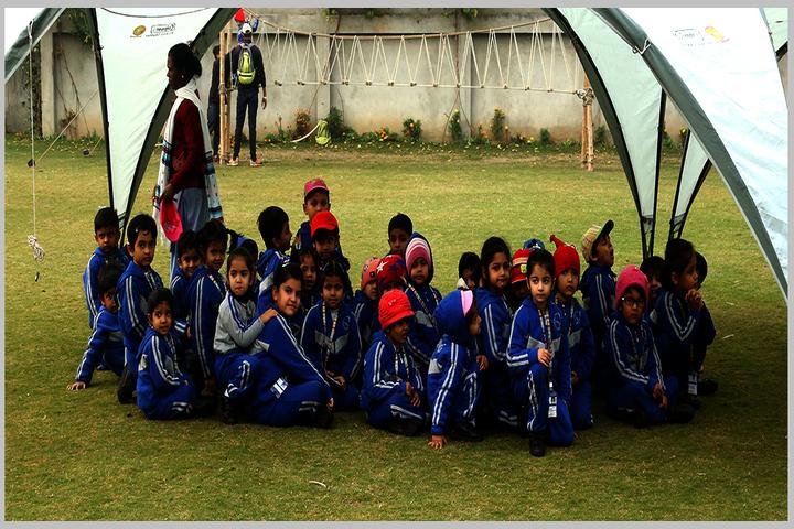 Niscort Fr Agnel School-Adventure Camp