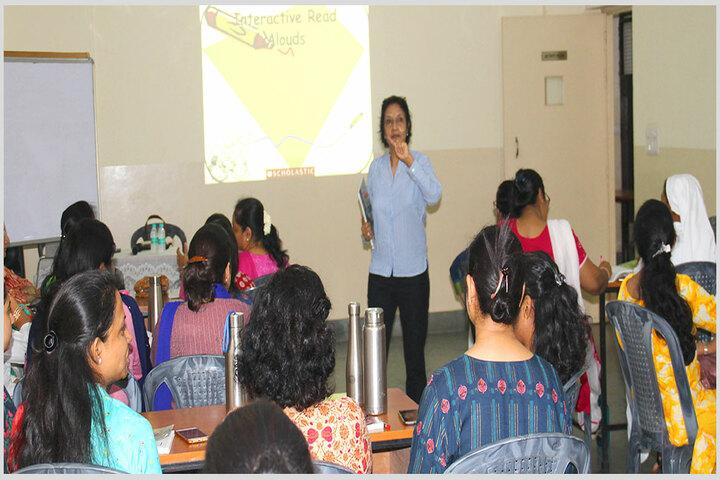 Niscort Fr Agnel School-Lexile Program Training