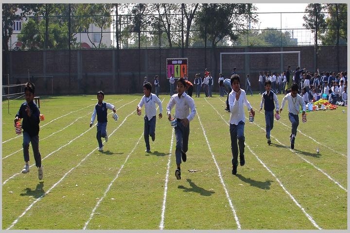 Niscort Fr Agnel School-Sports