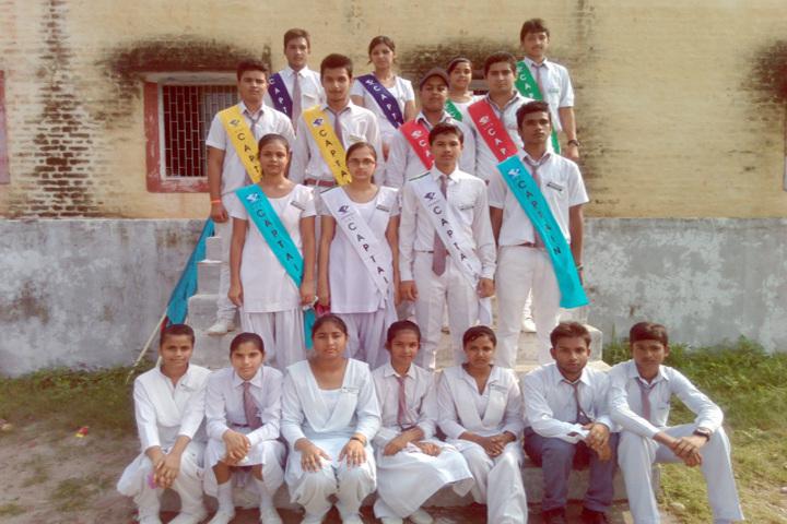 Nishi Memorial Senior Secondary School-Houses