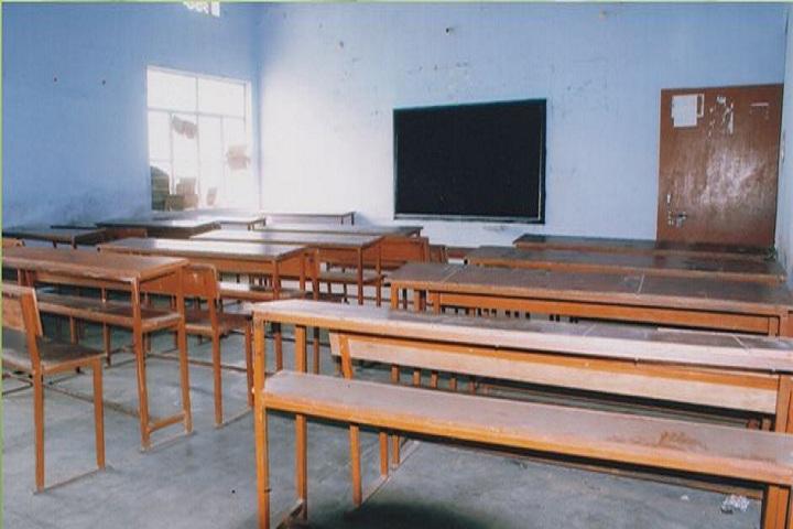Noble Senior Secondary School-Class Room