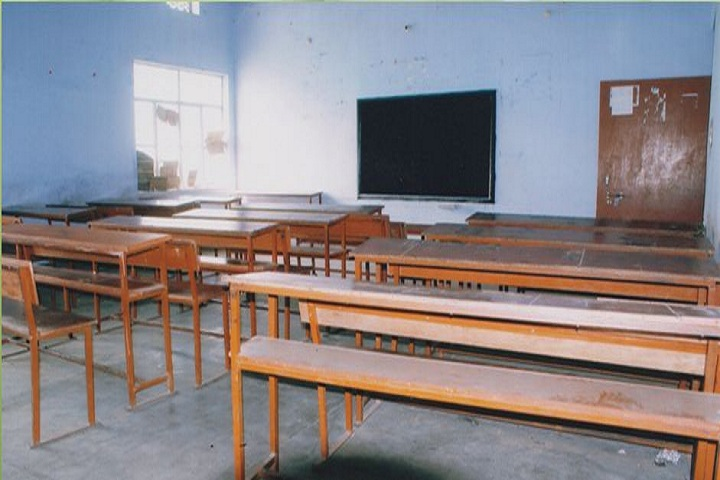 Noble Senior Secondary School-Class Room