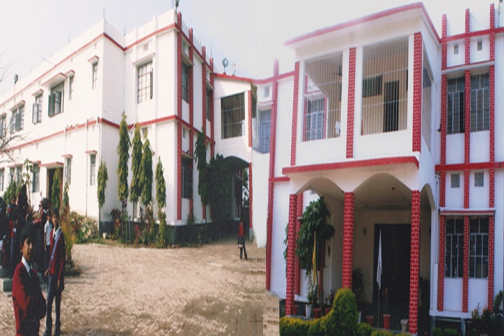 Noble Senior Secondary School-School building