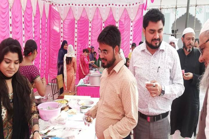Noorjahan Children School-Food Fest