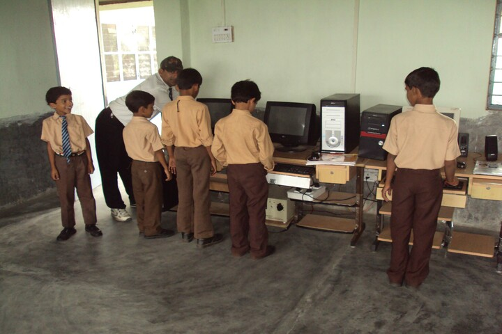 Vidya Jyoti School-Coomputer Lab