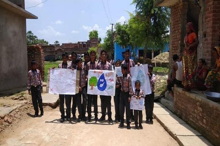 Vidya Jyoti School-Environment Day