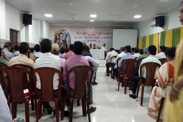 Vidya Jyoti School-Workshop