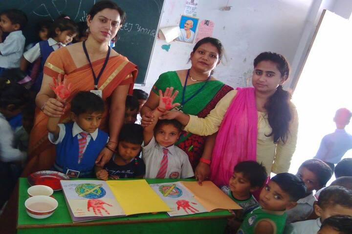NUS Public School - Activity