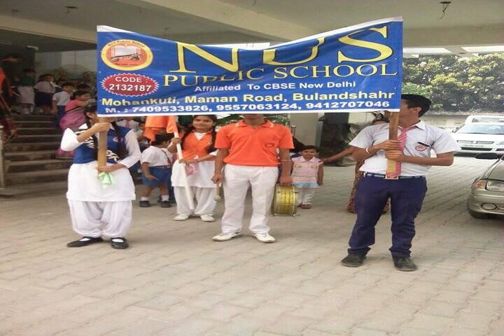NUS Public School - Banner