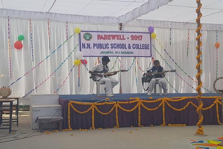 Nyaya Nagar Public School-Farewell
