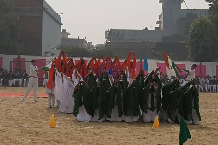 Nyaya Nagar Public School-Republic Day Celebrations