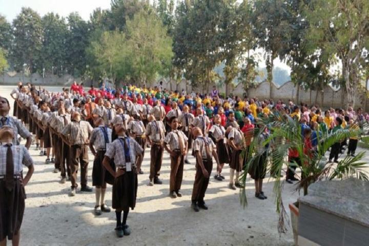 Om Public School-Assembly