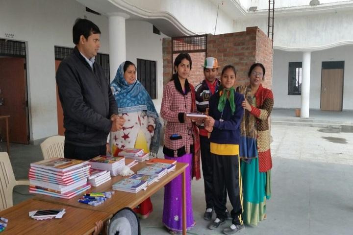 Om Public School-Books Distribution