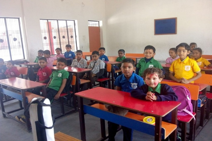 Om Public School-Classroom