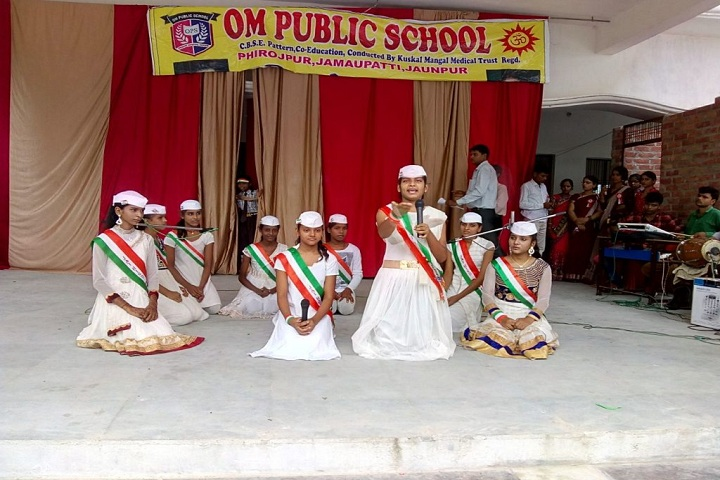 Om Public School-Independence Day Celebration