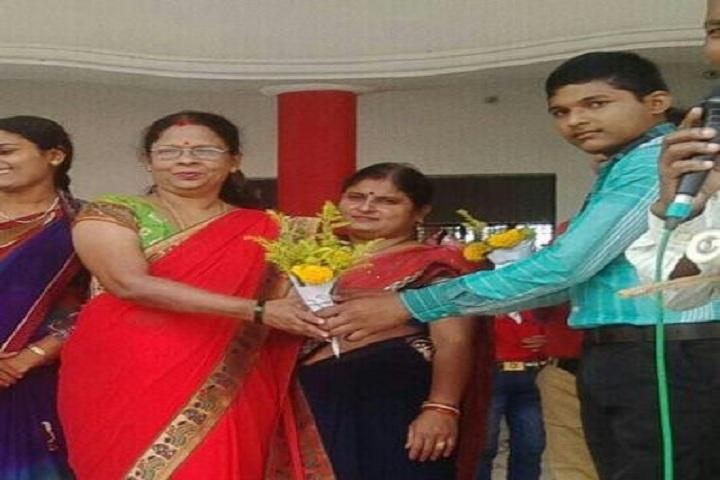 Om Public School-Teachers Day Celebrations