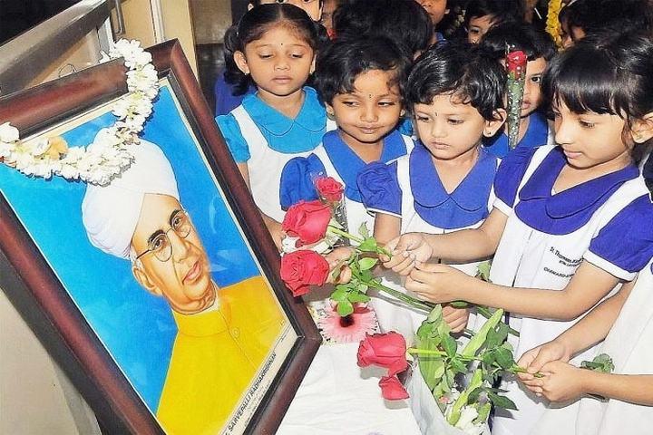 Vidya Niketan-Teachers Day