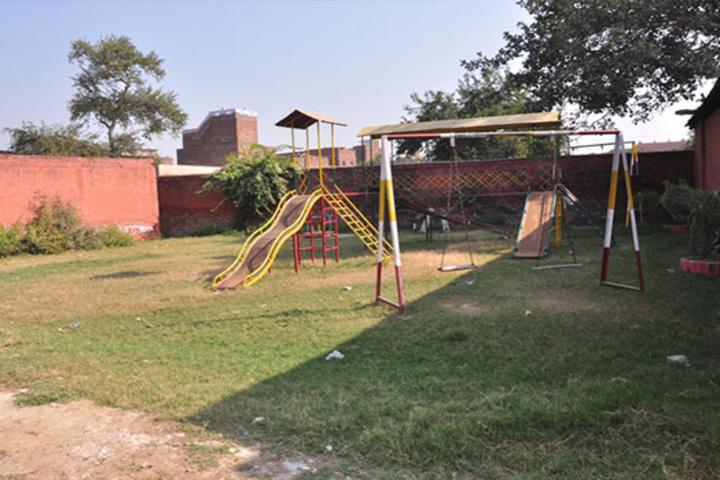 Omvati Devi Vidhya Mandir-Play Ground